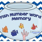Fish Number Memory Game