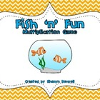 Fish 'n' Fun Multiplication Game