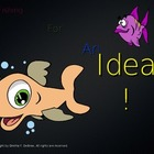 Fishing For An Idea:  Main Idea