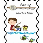 Fishing Making Words