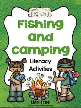 Fishing and Camping Literacy Centers: Grades 1-2