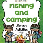 Fishing and Camping Word Work Activities, Reading/Writing