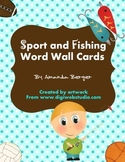 Fishing and Sports Vocabulary