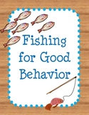 Fishing for Good Behavior Positive Reinforcement