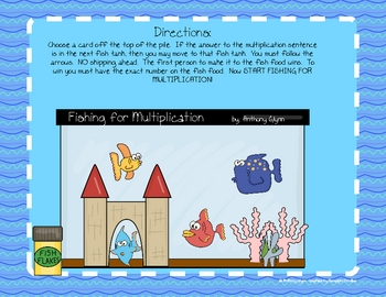 Fishing for Multiplication