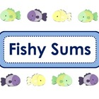 Fishy Sums (2 Digit Addition With & Without Regrouping)