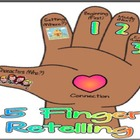 Five Finger Retelling Smartboard Lesson