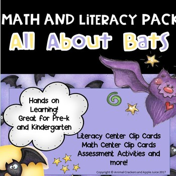 Five Furry Bats:  A Counting Game for Little Learners