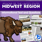 Five Regions of the United States: Midwest Region