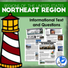 Five Regions of the United States: Northeast Region