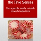 Five Senses Activity Use Starlight Mints to Teach Powerful