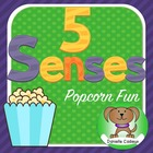 Five Senses Popcorn Kindergarten/1