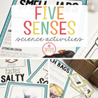 Five Senses Science Activities