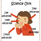 Five Senses Science Unit