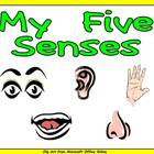 Five Senses Shared Reading- Kindergarten- Science