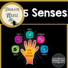 Five Senses Thematic Unit: Common Core Curriculum Essentials