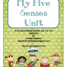 Five Senses Unit