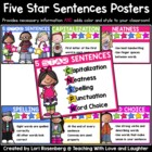 Five Star Sentences