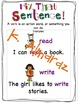 Fix That Sentence Pt.2: A Grammar Center Activity