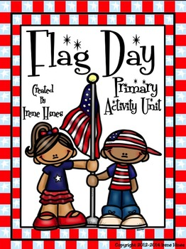 Flag Day Activity Book: Primary Grades