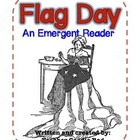 Flag Day Emergent Reader