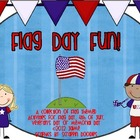 Flag Day Patriotic Fun Unit