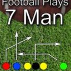 Flag Football Plays - 7 Man