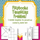Flapbook Freebies
