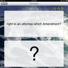 Flash Cards, Bill of Rights Constitution, iPad iPhone iPod Touch