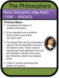 Flash Cards to Teach Philosophy and Critical Thinking for