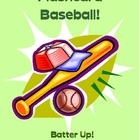 Flashcard Baseball
