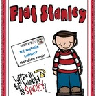 Flat Stanley {5 Literacy Centers}