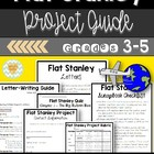 Flat Stanley Novel Study (Project/Activities/Assessments)-