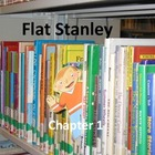 Flat Stanley PowerPoint & Lapbook - Novel Study Unit