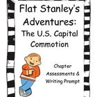 Flat Stanley: US Capital Commotion {Common Core Aligned Bo
