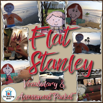 Flat Stanley Vocabulary and Assessment Packet