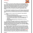 Flat Stanley by Jeff Brown Mailing Activity Packet