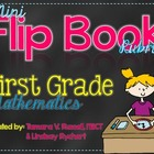 Flip Book Rubrics for First Grade Math {CCSS Aligned}