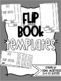 Flip Book Templates {FULLY EDITABLE}