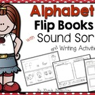 Alphabet Flip Books and Sound Sort for Beginning Sounds