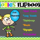 Flip Book for Phonics