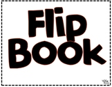 Flip Book, learning CVC words