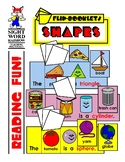 Flip Booklets Shapes