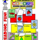Flip Books Colors - Bilingual (English & Spanish)