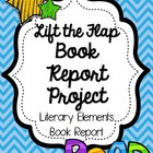 Flip Flap Book Report Project