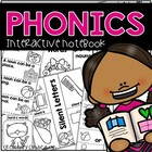 Flip Flap Fun for Phonics {Interactive Notebooks}