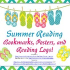 Flip-Flops -Summer Reading Encouragers