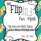 Flip for Math: Lattice Method Multiplication Plus Jumbo Pr