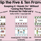 Flip the 5 and 10 Frames February Set