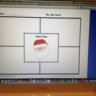 Flipchart for Holiday Writing: Graphic Organizers and Dott